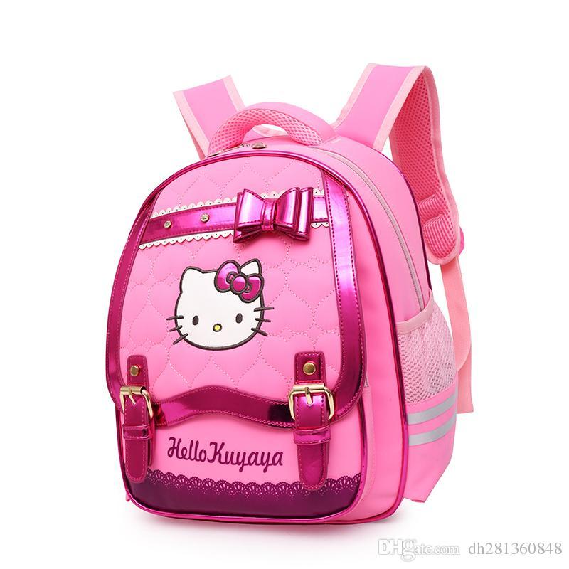 0df08f7ee6 Hellokitty Elementary School Bag