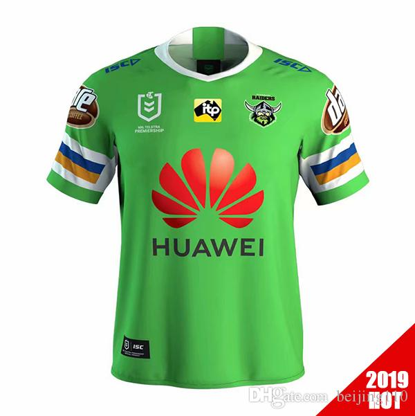 9a68e2e9034 2019 2019 2020 NRL JERSEYS CANBERRA RAIDER Auckland 19Rugby Jerseys NRL  National Rugby League Rugby Oakland Canberra Raider S Shirts Size S XXXL  From ...