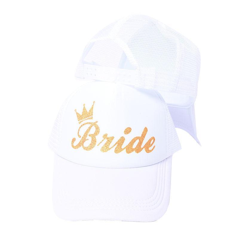 Hen Night Bague Diamant Bandeau Bride To Be Fancy Dress Costume Femme Fête Chapeau