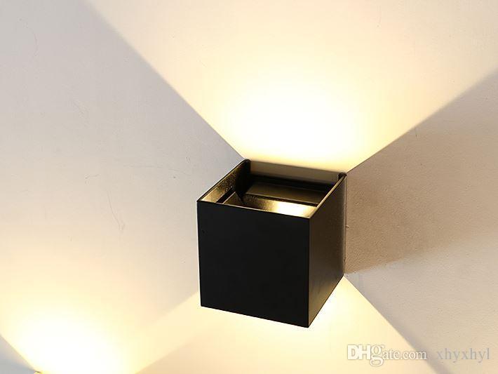 Lampade Da Parete Per Esterni : Acquista lampada da parete esterni moderno semplice led creativo