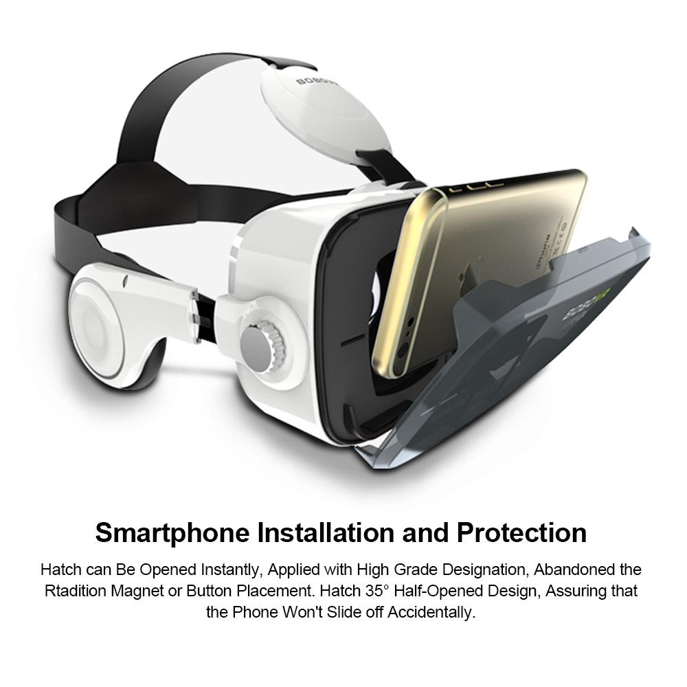 429404eef770 Bobovr Z4 VR Box Virtual Reality Helmet Goggles 3D VR Glasses Mini Google Cardboard  Box 2.0 BOBO For 4 6  Mobile Phone Vizio 3d Glasses 3 D Glasses From ...