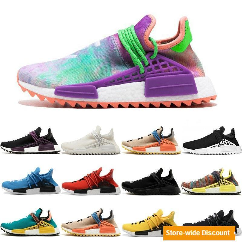 ce451c30f Wholesale NMD Online Human Race Pharrell Williams X NMD Sports Running Shoes