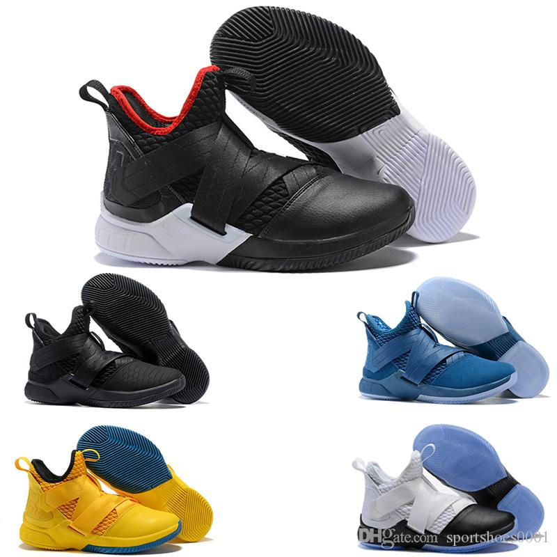 san francisco c0095 57acc soldier 12 Basketball Shoes for Mens ZOOM 12s SFG EP Sports Training  Sneakers Court General designer shoes Outdoor sports leisure shoes