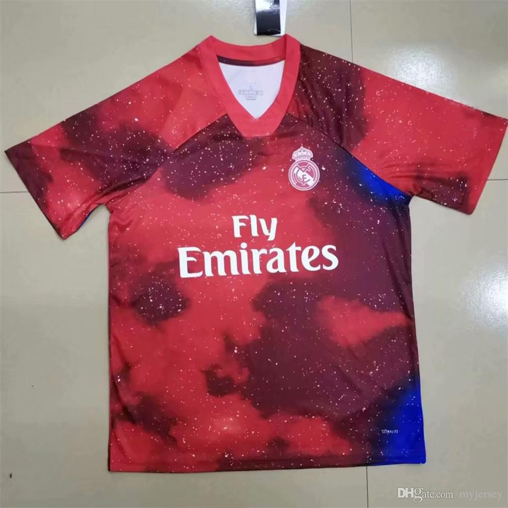 finest selection 6c5a3 2325e Thailand Camisa Real madrid 4th jersey 2018 2019 RONALDO soccer jerseys 18  19 4th kit sergio ramos maillot ASENSIO MODRIC football shirt