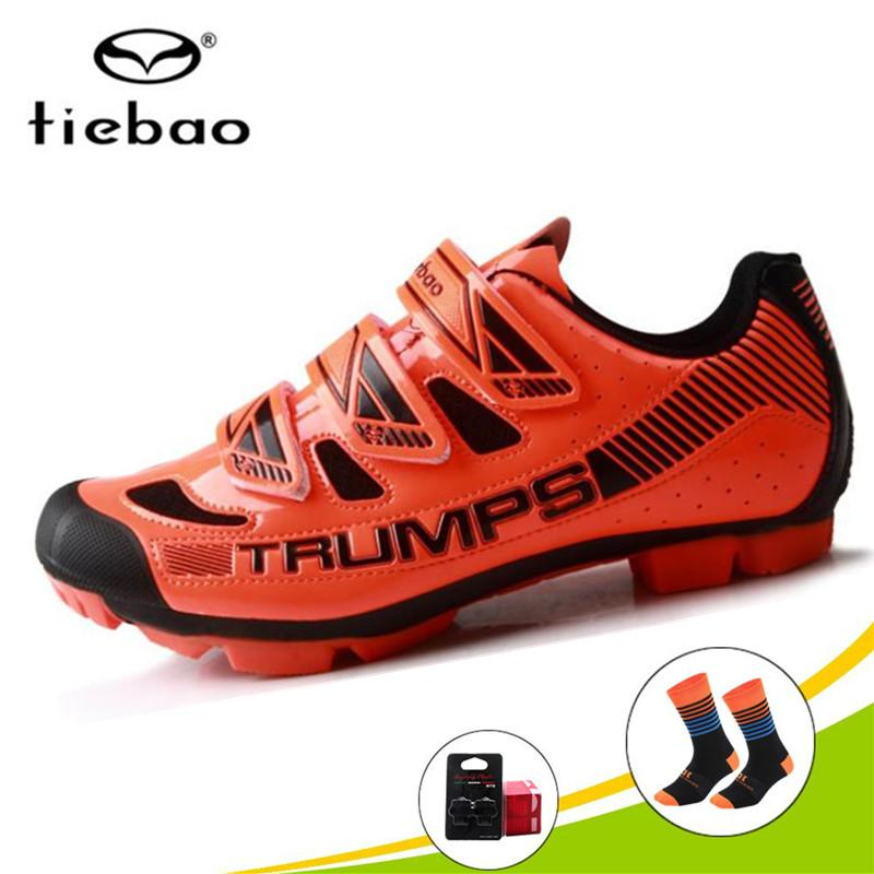 a0e60e8c14c TIEBAO Professional Cycling Shoes 2018 Men Sneakers Women Bicycle ...