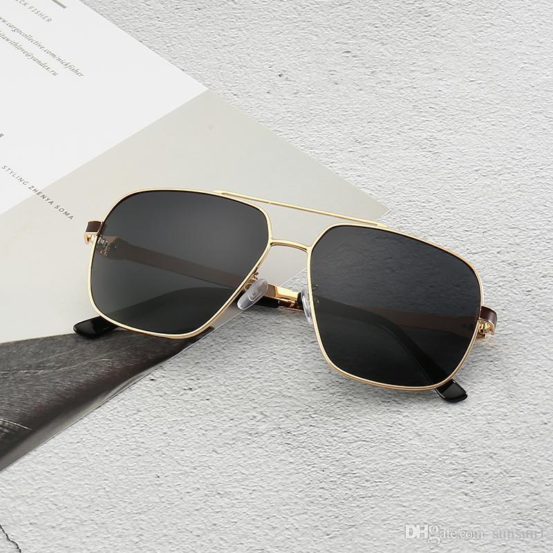 el precio más bajo 4dc92 ceab7 BMW 0116 Nueva moda mujer gafas de sol gafas de tendencia de explosión  UV400 gafas de sol de protección para mujeres Nice Face Brand Big Frame Sun  ...