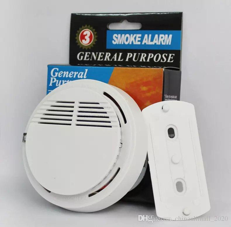 Best Alarm Systems For Home 2020 Smoke Detector Wireless Alarm Security Smoke Fire Detector Home