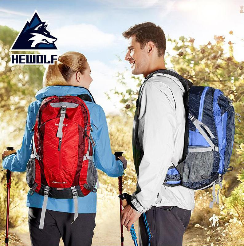 e0ec01dd1b HEWOLF 38L Outdoor New Multi Function Men And Women Casual Professional  Hiking Sports Shoulder Backpacks Computer Travel Bags Osprey Backpacks Book  Bags ...