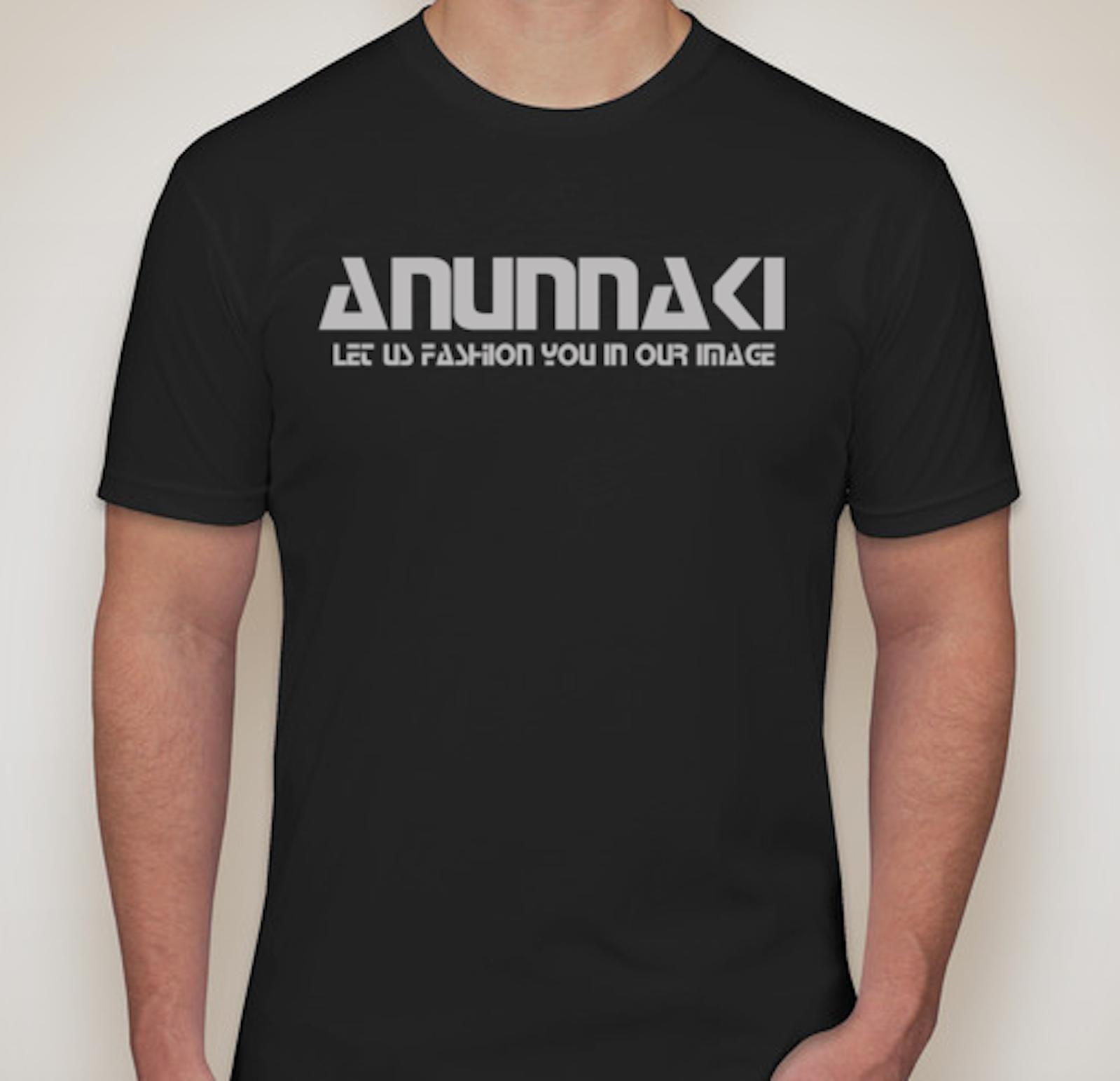 Anunnaki Fashion T-shirt Hot 2019 Summer Men s T Shirt Fashion Male Pre -  Cotton Clothing 100% Cotton 2019 Latest