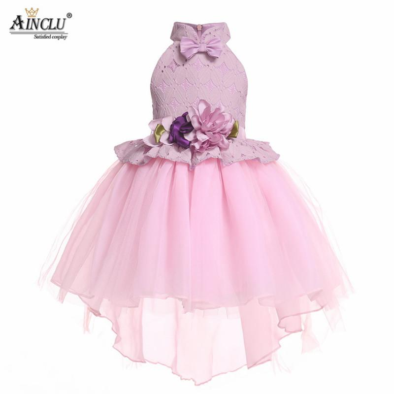 66a79027b Girl Dress Party Birthday Wedding Princess Halter Toddler Baby Girls  Christmas Embroidery Clothes Children Kids Girl Dresses Animal Halloween  Costumes ...