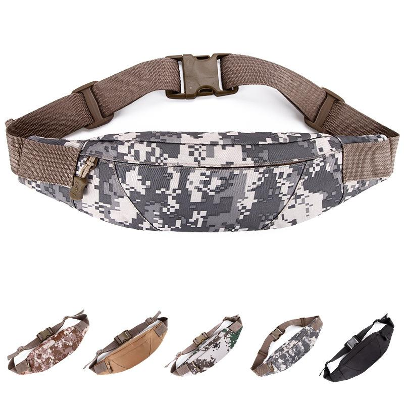 5styles Tactics Camo Marsupio Running Crossbody Bag ciclismo Motion sholder Raccordo Packet Container Wrap outdoor sport wiast pouch FFA1833