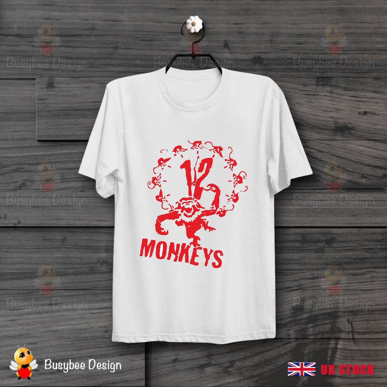 Army of 12 monkeys 90s film graffiti retro cool hipster unisex t shirt b191funny unisex casual tshirt top shirt design tees from teeaddict 12 96 dhgate