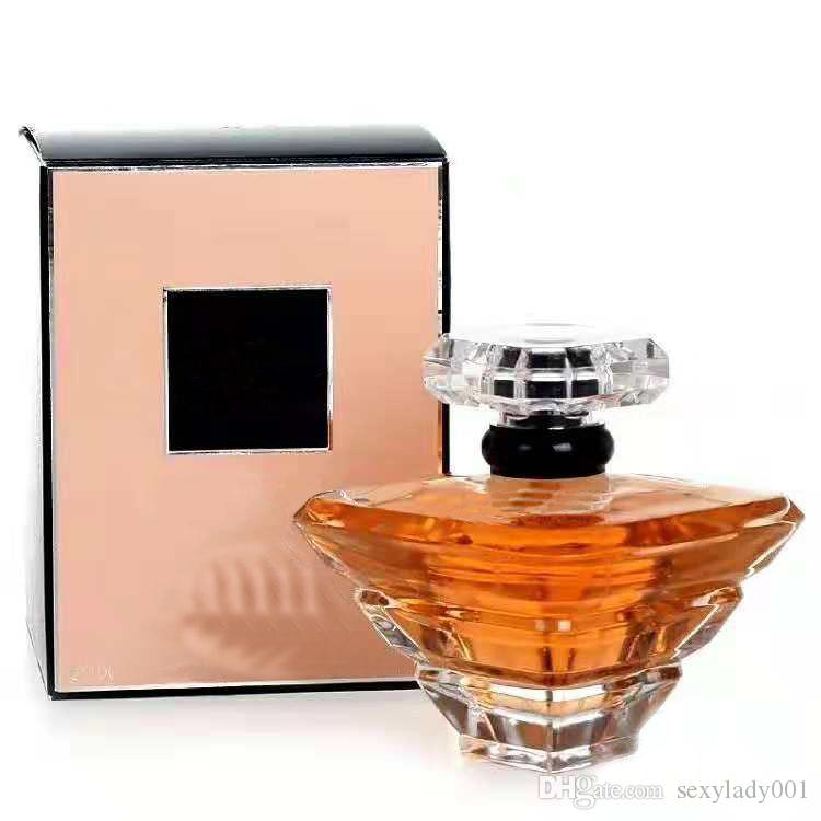 New In Box Tresor EDP Eau De Parfum 100ml for Her Spray Cherish Love Bright Evision Women Perfume Free Shipping