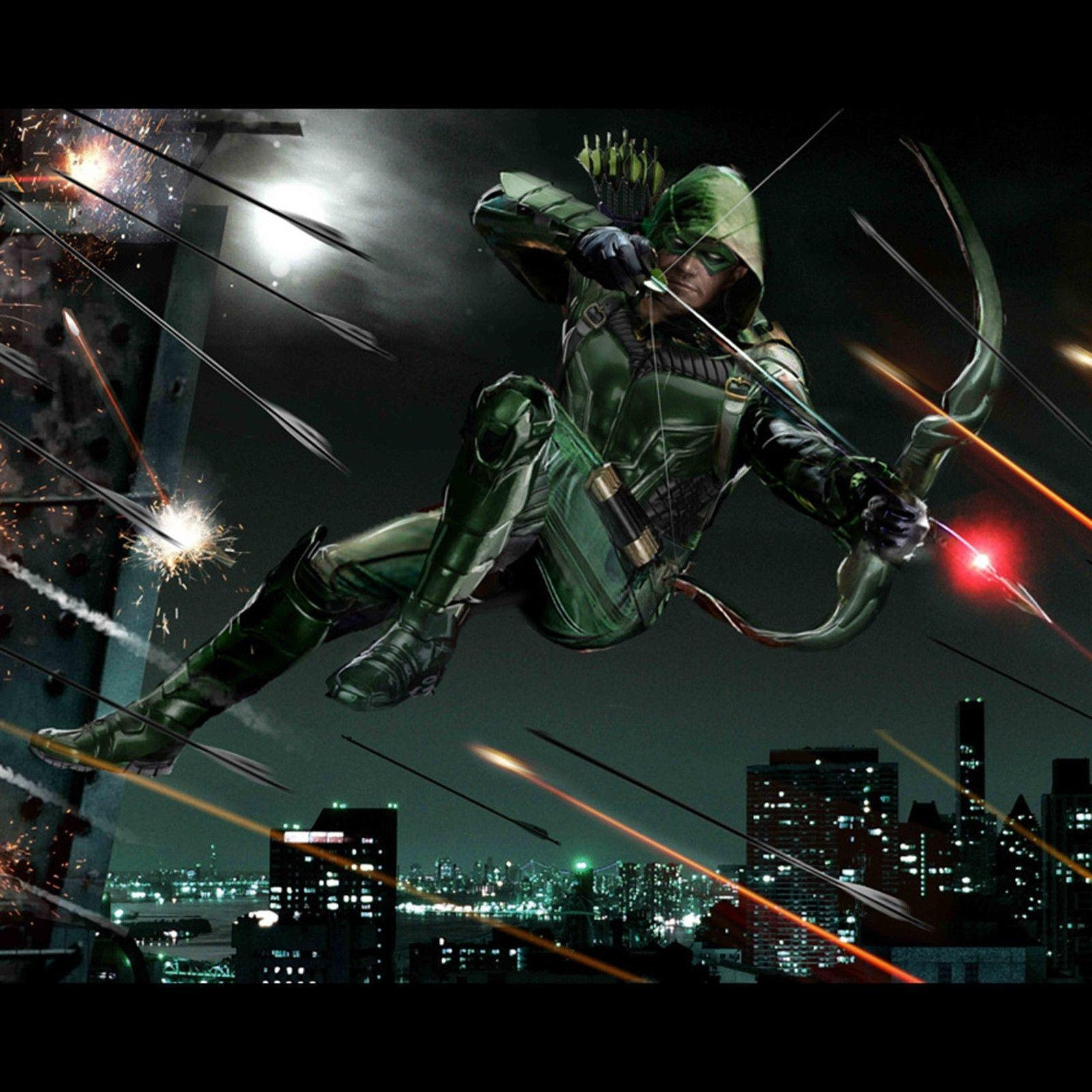 GreenArrow Avatar