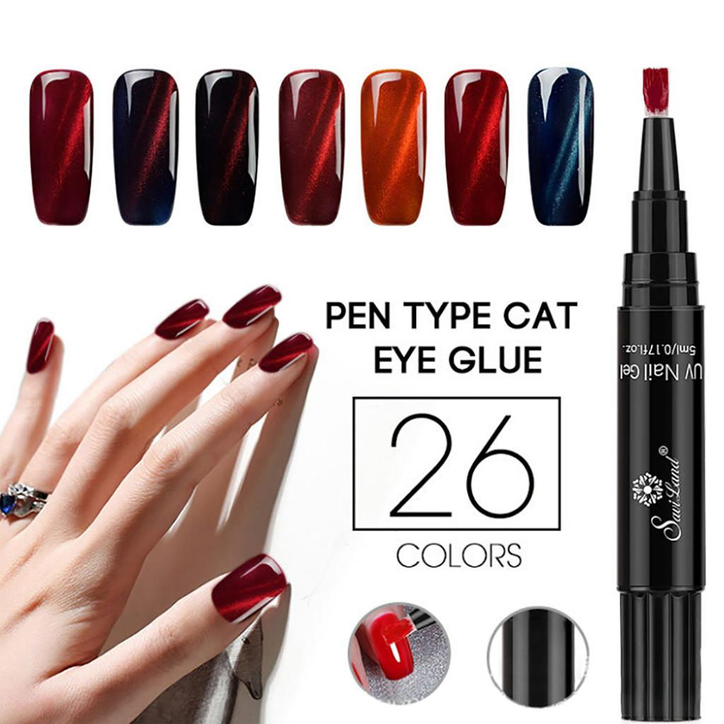 Nail Art Pen Painting Design Tool Drawing UV Gel Polish Manicure ...