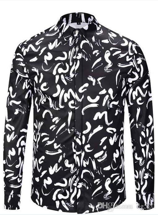 ef092377 2019 3G Floral Tiger Print Colour Mixture Luxury Casual Casual Shirts Men  Printed Dress Shirt Color Print Slim Fit Silk Shirts M 2xl Short Sleeve  Shirt ...
