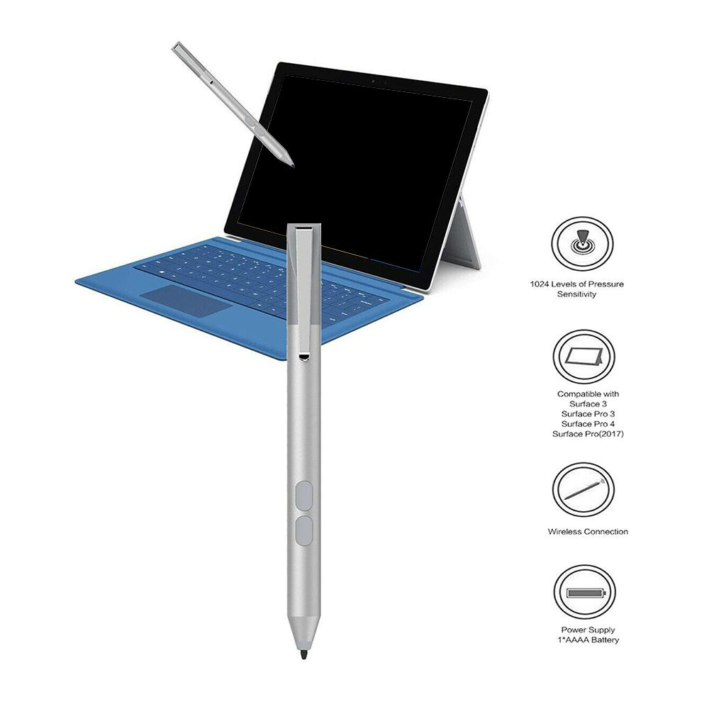 New Aluminum Generic Pencil Tablets Touch Stylus Pen For Microsoft Surface  Touch Screen Pencil
