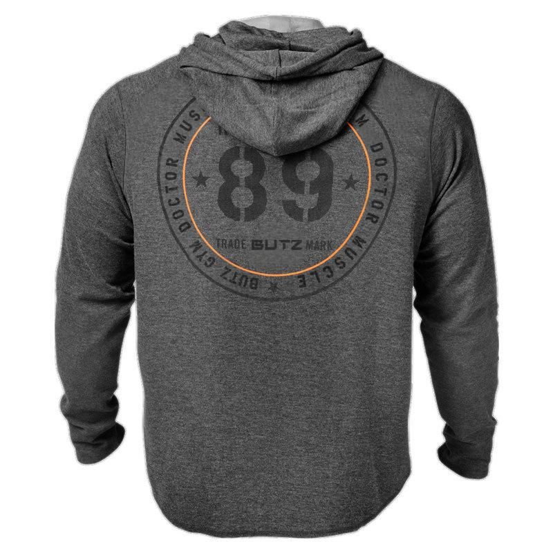2019 New Fashion Men Muscle Gyms Bodybuilding Sporting Workout Hoodie Fitness Jackets Pullover Sweatshirt Coat ClothesMX190829