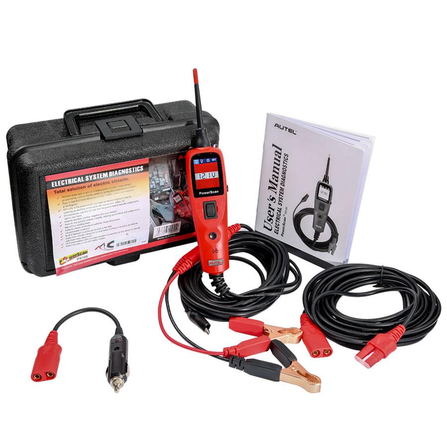 Swell In Stock Autel Powerscan Ps100 Electrical System Diagnostic Tool Wiring Digital Resources Lavecompassionincorg