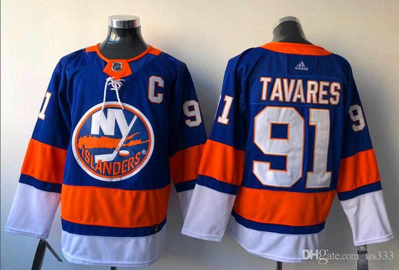 c7ce270b6 2019 2019 Mathew Barzal NHL Hockey Jerseys Cal Clutterbuck Winter Classic  Custom Authentic Ice Hockey Jersey All Stitched Branded Player Blank Me From  Us333 ...