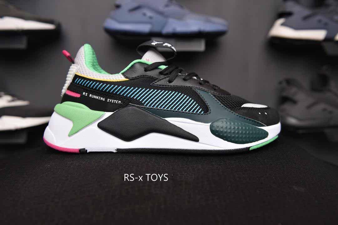 1a8f538b19b ... X Puma RS X 2019 La Última Combinación De Colores Desiner Sneakerx  Transformers RS X Runner Retro Coco Zapatillas Para Correr Marca De Marea  Para Hombre ...