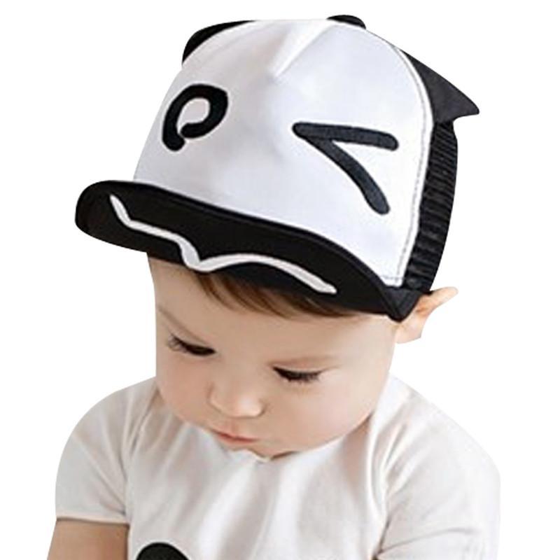 Compre Accesorios Gorras Sombrero Béisbol Sombrero Suave Niños Sombreros  Verano Sombreros De Sol Bebé Boinas Gorras Cute Boy Girl For 1 3Y Baby A   9.21 Del ... 6ac8604db36
