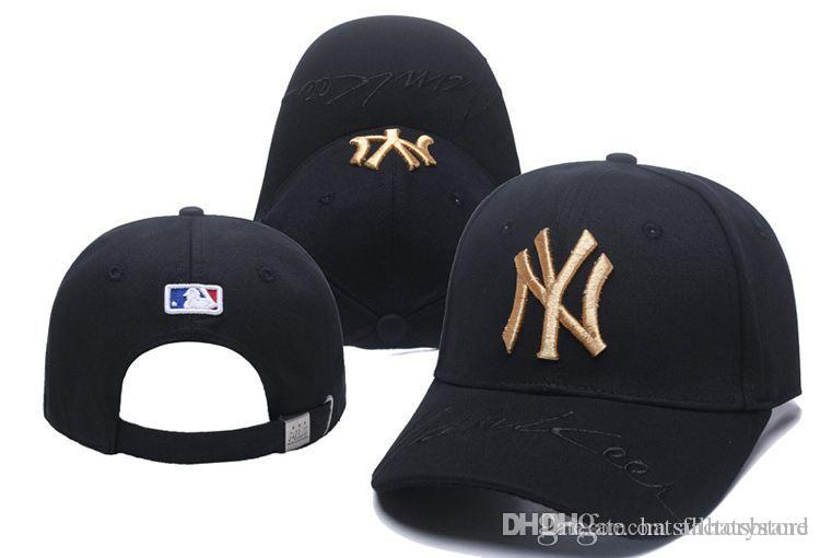 Compre 2018 Nueva York Gorra De Béisbol Marca Ny Algodón Ajustable Gorra De  Béisbol Plana Bandera Snapback Sombreros Hip Hop Gorras Unisex Atrás  Superventas ... d133a8a5423