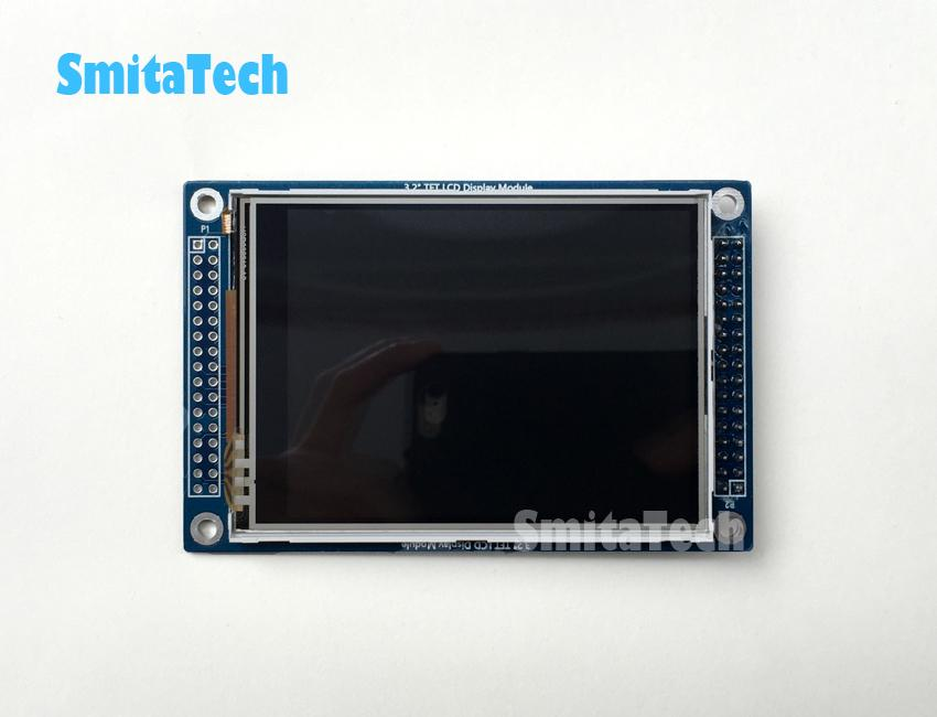 HY32D 3.2 inch TFT LCD Display Module Touch Screen Controller XPT2046 LCD Controller ILI9325