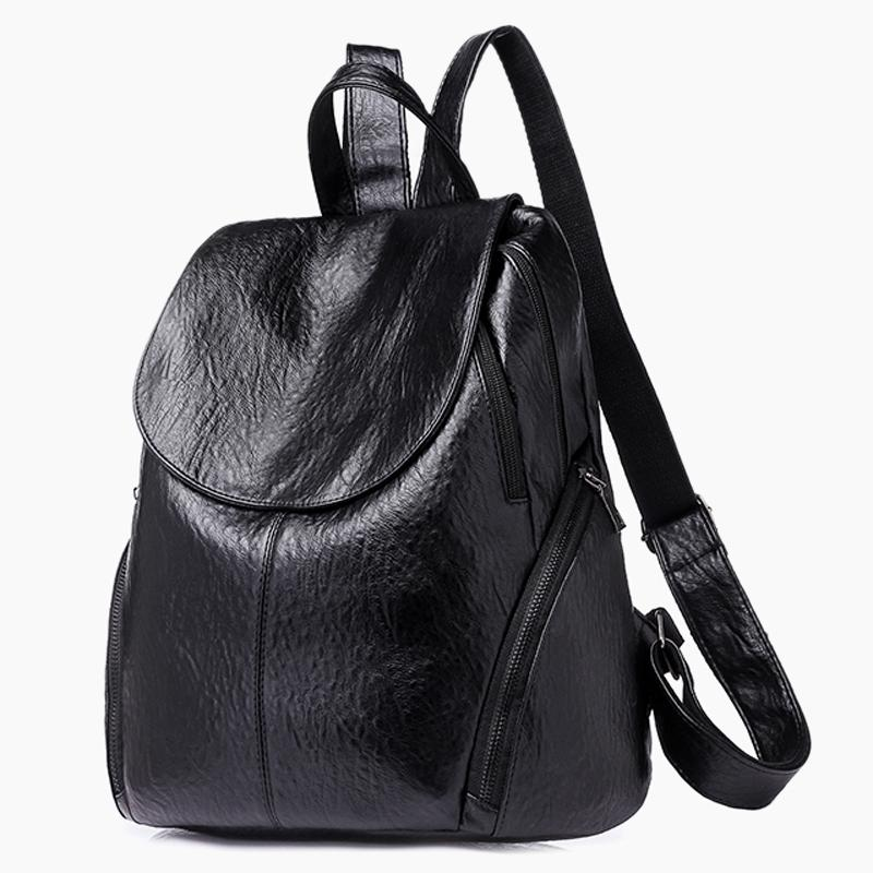 d572027654 Fashion New Travel Backpack Korean Women Female Rucksack Leisure ...