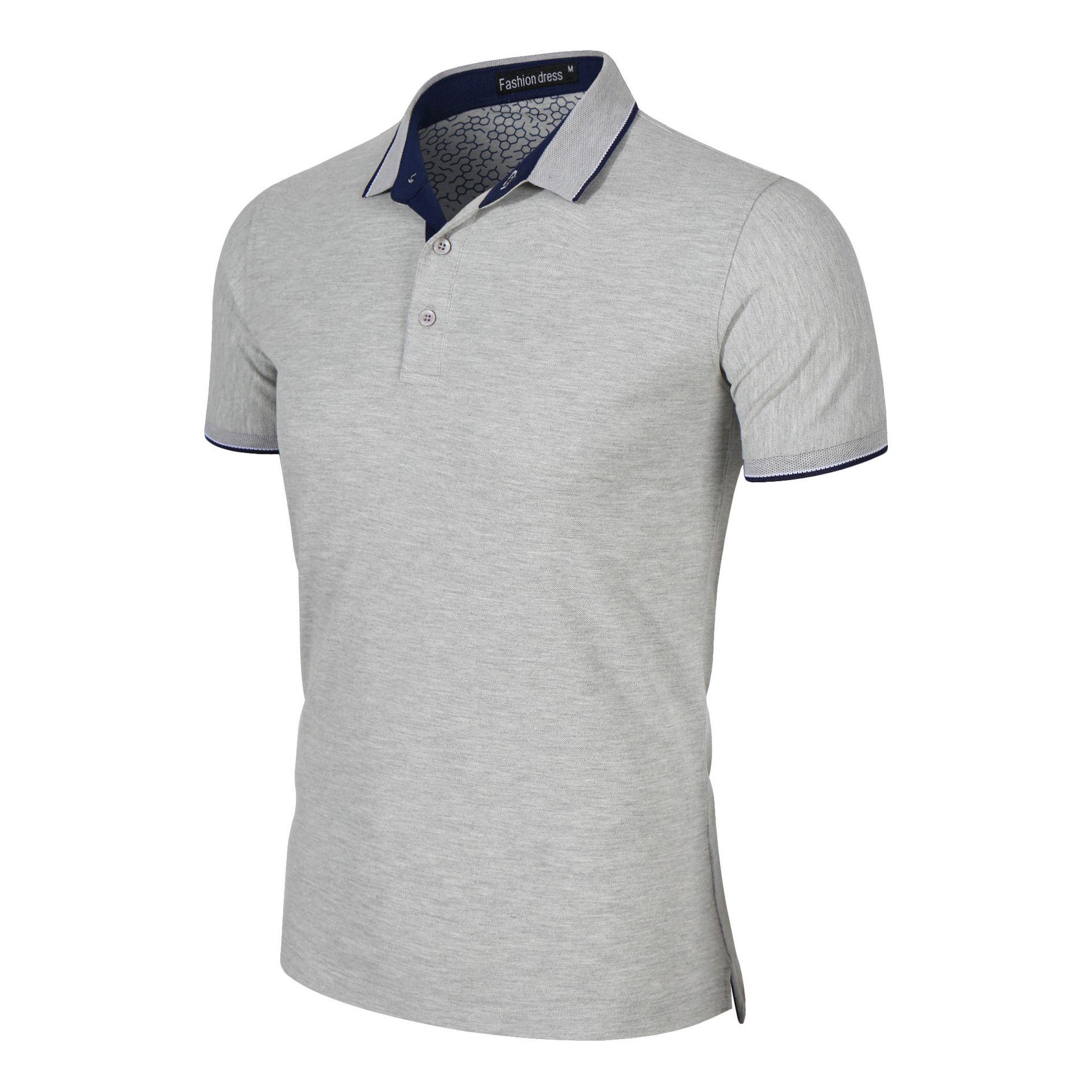 c52866a275606 Compre Pólo Personalizado Dos Homens Camisa Bordado Personalizado Camisa De  Golfe Personalizado Bordado Trabalho Uniforme De Alta Qualidade 100%  Algodão ...