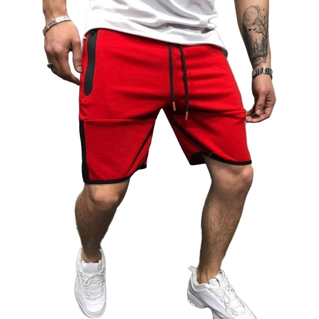 Men's Clothing New Fashion Mens Casual Shorts Summer New Mens Fashion Sports Shorts Jordan Sports Fitness Short Hip Hop Gym Large Size Shorts2019