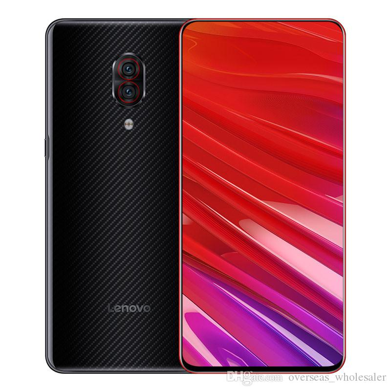 "Original Lenovo Z5 Pro GT 855 4G LTE Cell Phone 6GB RAM 128GB ROM Snapdragon 855 Octa Core 6.39"" Full Screen 24.0MP NFC Slider Mobile Phone"