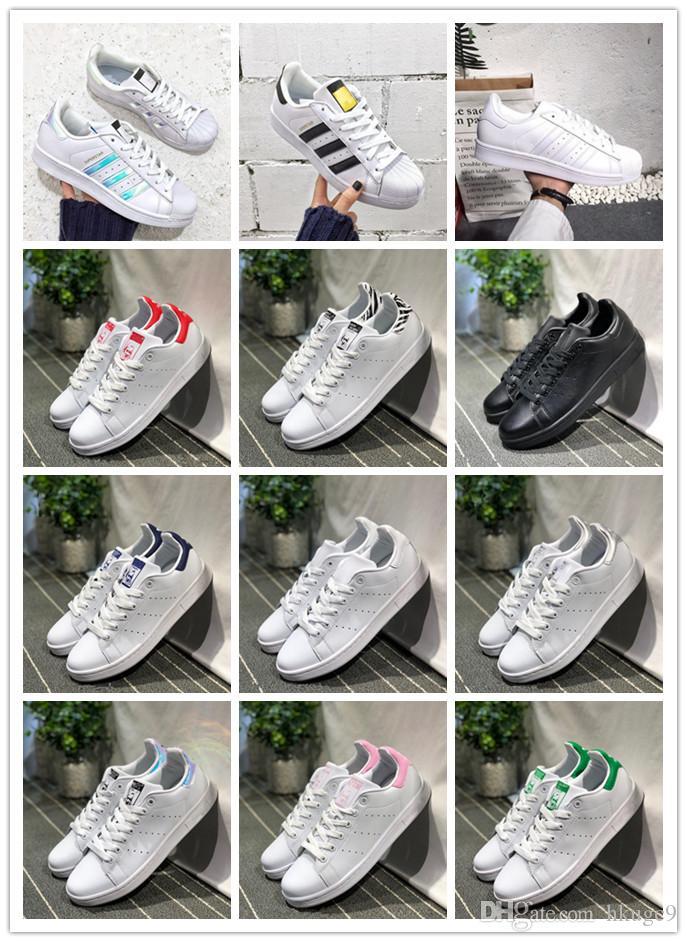 e0699a0dfb873 2018 New Originals Stan Smith Shoes Brand Top Quality Women Men Stan ...