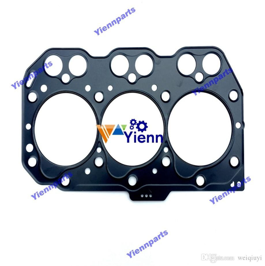 For Yanmar 395 TK395 TK3 95 cylinder head gasket 333509 Fit Thermo king  AMD-M2 RD-II Diesel Engine Spare parts