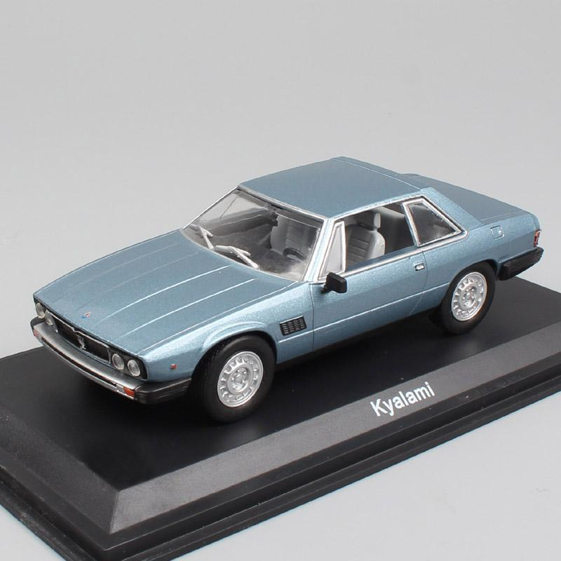 1:43 Scale Mini Kyalami Tipo 129 GT Coupe Grand Prix diecast models  vehicles sports racing cars toys auto Replicas for Children