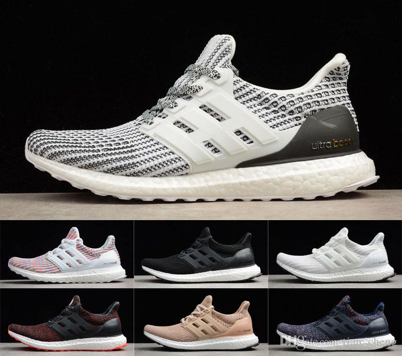 204d93f6980 2019 Ultra Boosts Running Shoes Ultraboost Uncaged 4.0 5.0 Sneakers For  Mens Women Trainers Designer Shoes Running Shoes For Women Running Trainers  From ...