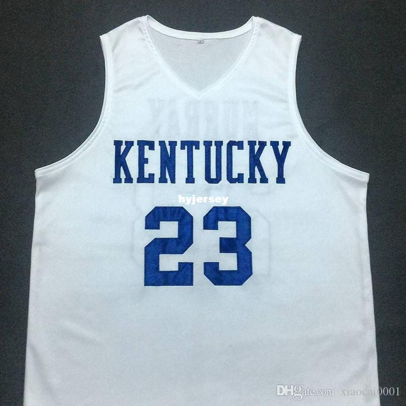 efd172fa93c 2019 Cheap Custom JAMAL MURRAY Kentucky Wildcats White Basketball Jersey  Embroidery Stitched Customize Any Size And Name From Xiaocai2017