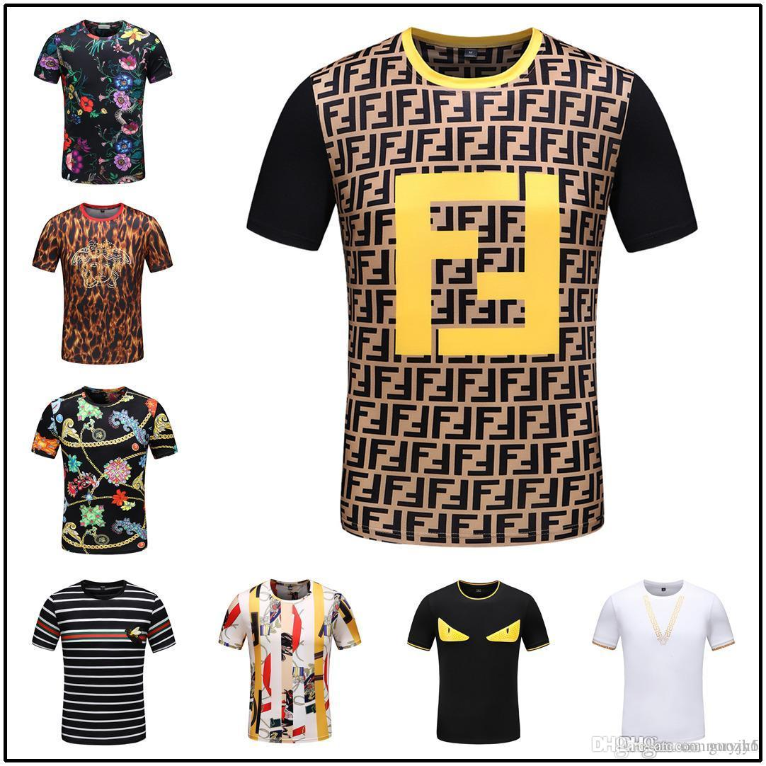 Best Fashion Brand Tshirt Mens Designer T Shirts Embroidery Letter Print  Men Casual Round Neck Women T-shirt Shirts Summer Tee Top