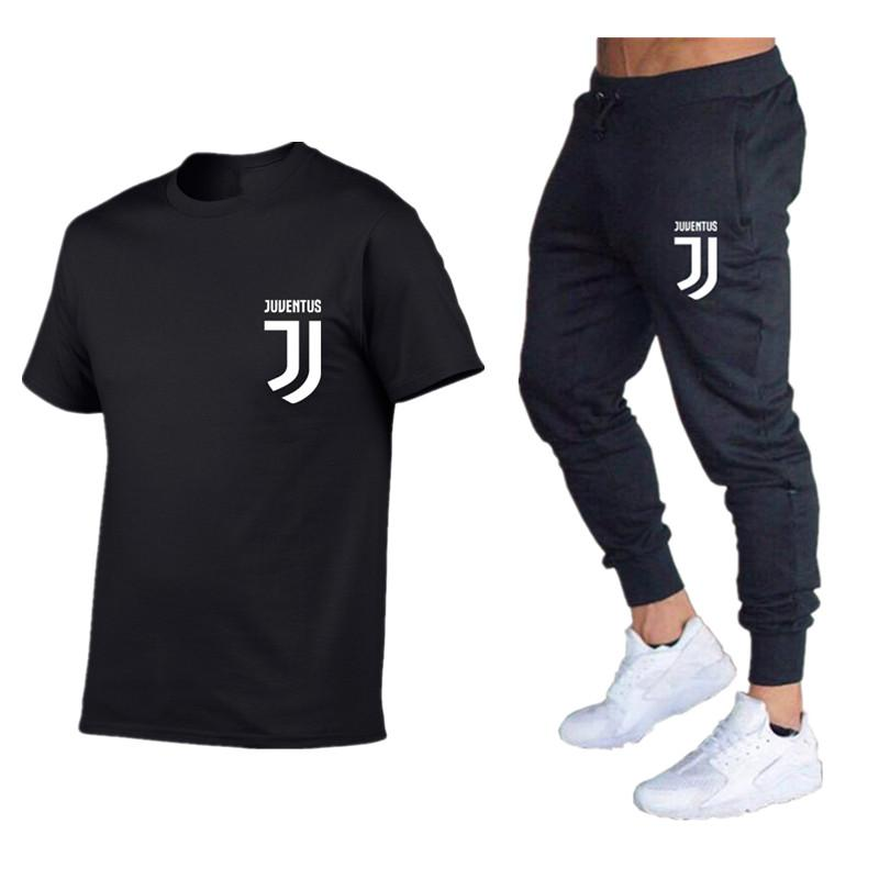 4b89002900d0 Sportsuits Set Men Brand Fitness Suits Summer Top Short Set Men T  Shirt+Pants Fashion Casual Tracksuit Men s Sets Cheap Men s Sets Sportsuits  Set Men Brand ...