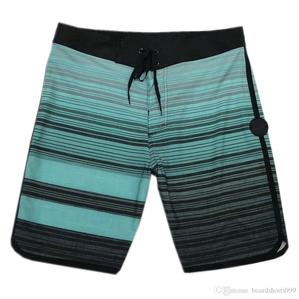 d02e0289588af 2019 4Way Stretch Swimming Trunks Casual Mens Beachshorts Bermudas Shorts  Board Shorts Beach Pants Spandex Swim Trunks Quick Dry Surf Pants NEW From  ...