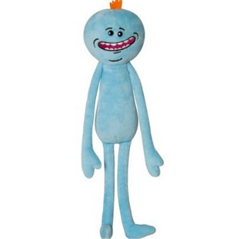 20cm Funny Rick And Morty Plush Toys Doll Cute Pickle Rick Plush Soft Pillow Stuffed Toys for Children Kids Christmas Gifts.#67hdhd