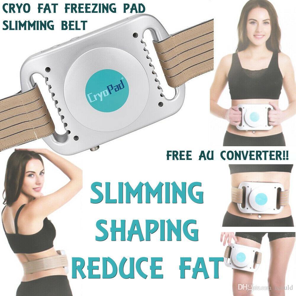 5299be1c5 2019 2019 Mini Portable Home Use Cryo Fat Freezing Machine Lipo Slimming  Machine CryoPad Body Shaper Slimming Machine DHL From Icould