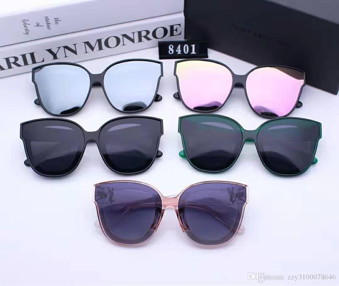 3057ba48e809 2018 Brand Vintage Sunglasses Women Men Fashion Circle UV400 Sun ...