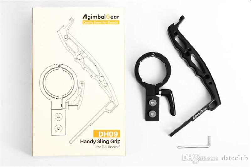 2019 Новый Высокое качество AgimbalGear DH09 портативный горшок ручка Dajiang Ru тень S коготь кран 2 кран SLR аксессуары стабилизатор DHL Бесплатно