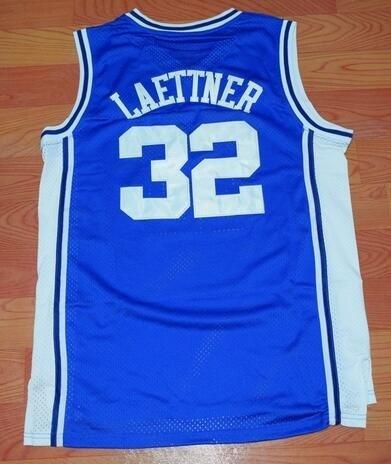 buy online d30a5 131cc 32 DUKE Basketball Jersey Blue Cheap Throwback Basketball Stitched Jerseys