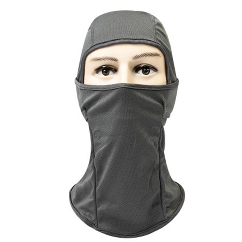 Outdoor Breathable Cycling Balaclava Full Face Mask Helmet Liner Tactical Hat Cap Bicycle Ski Ride Snowboard Sport Headgear F83