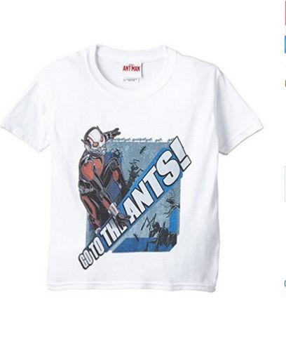 d90126c36 Marvel Men'S Ant Man Go To The Ants Short Sleeve T Shirt Large Men 2018 New  Fashion Printed Fashionable Round Great Tee Shirts Cool Tee Shirt From ...