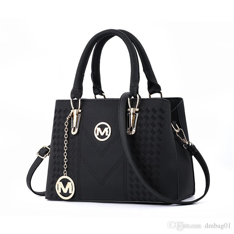 c98fe3a192ea ... Handbags Luxury Women Purses Fashion Designer Bags Famous Brand  Shoulder Bag High Quality Pu Leather Tote Bag Shoulder Bags For Women Handbag  Sale From ...