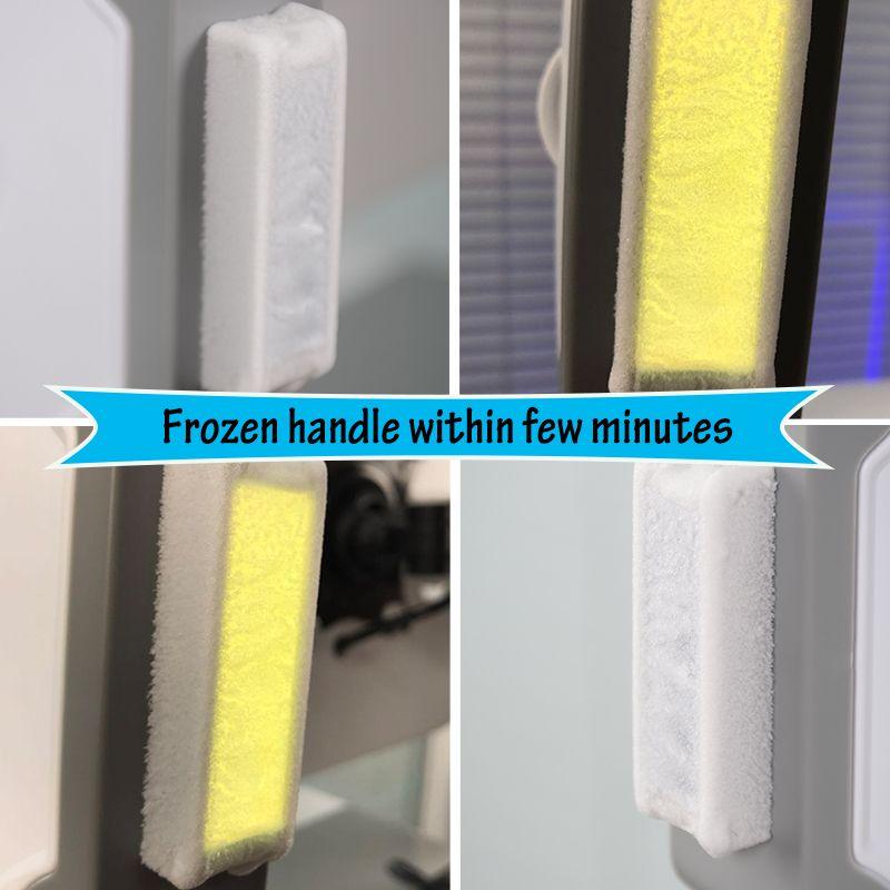OPT SHR 핸들 30 만 촬영 빠른 영구 레이저 제모 IPL 기계 피부 회춘