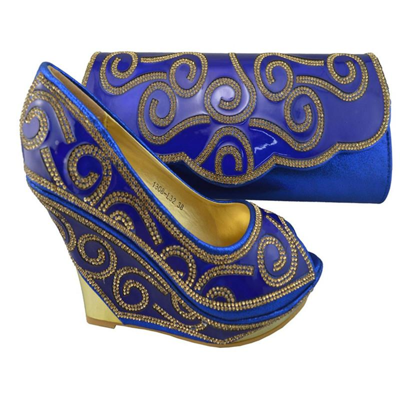 High Heels Elegant Italian Matching Shoes And Bag Set Nigerian Women Party  Shoes And Bag Set For Wedding Shoes And Bag Sets Green Shoes Boots Shoes  From ... 5c1dfb6b73b0